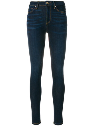 jeans skinny jeans women spandex cotton blue