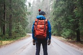 bag,road,backpack,rucksack,sac a dos,roll top backpack,roll top bag,rolltop backpack,rolltop bag,mens backpack,travel bag,travel,travel backpack,mens style,folk