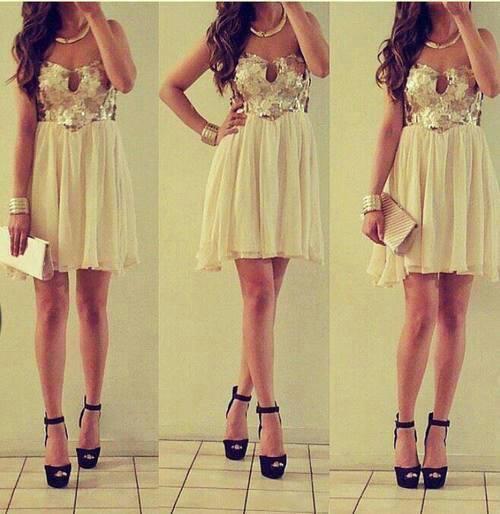 Short Prom Dress   OneTrend