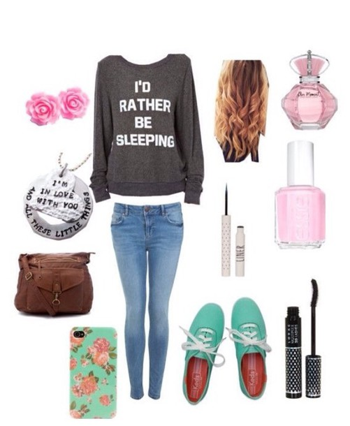 Fashionable Clothes Shoes Jeans Lipsticks Nail Polish: Sweater, Grey, Cute, Cute High Heels, Cute Sweaters