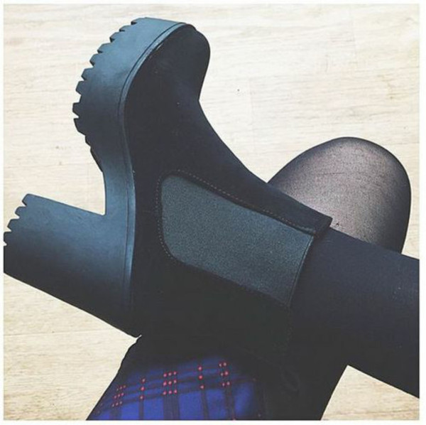 Winter shoes blogger trend style