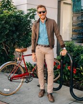 stay classic,blogger,jacket,shirt,pants,shoes,jewels,sunglasses