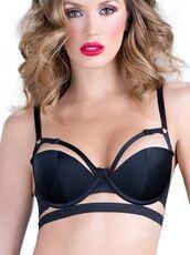 underwear,bella bella boutique,bra,bondage bra,black,black bra,black bralette,12 day giveaway,giveaways,gift card,paris,bralette