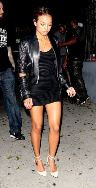dress black dress bodycon dress