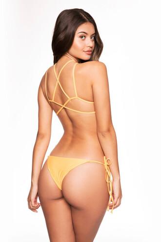 swimwear bikini bottoms cheeky frankies bikini mango orange skimpy bikiniluxe top bikini delivery bikini top tan