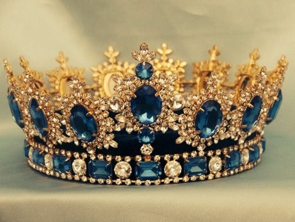hat gold grown royal glamour tiara jewels crowns hair accessory