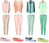 jeans,tumblr,pants,shoes,shirt,pastel,bright