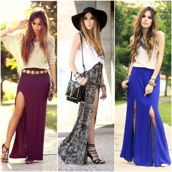 fashion coolture t-shirt skirt