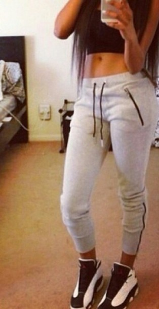 Nike sweatpants for girls