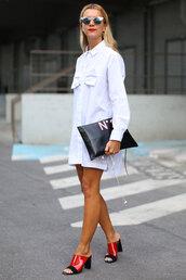 irene closet,blogger,shirt
