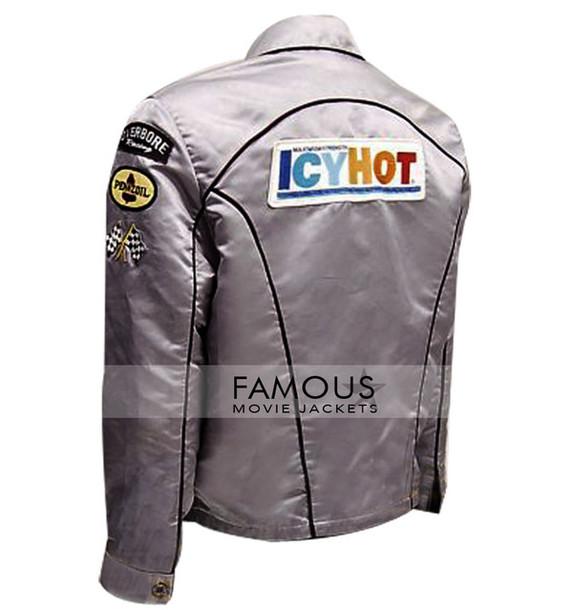 jacket kurt russell death proof satin jacket clothes apparel