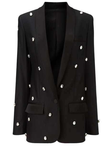Racil jacket bling black
