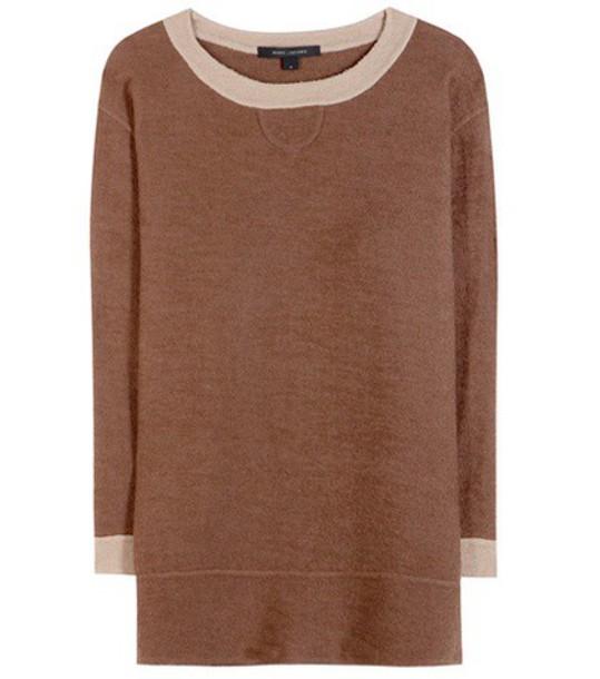 sweater wool sweater wool brown