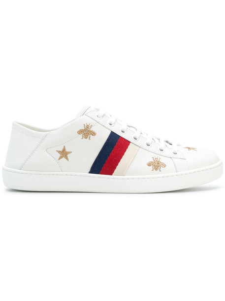 gucci sneakers. women sneakers leather white stars shoes