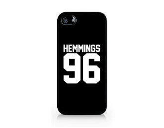 phone cover iphone5c iphone 5 case iphone iphone case 5 seconds of summer luke hemmings 94 favourite girly writing number special