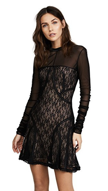 Alexander Wang dress lace black