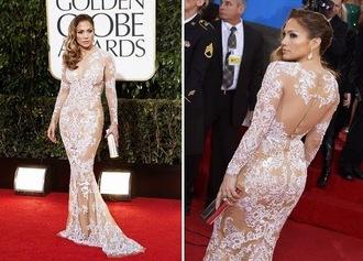 dress prom dress wedding dress prom white champagne dress