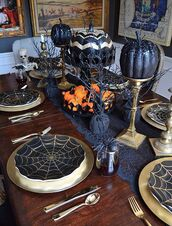 home accessory,halloween home decor,halloween decor,halloween,holiday home decor,home decor,table