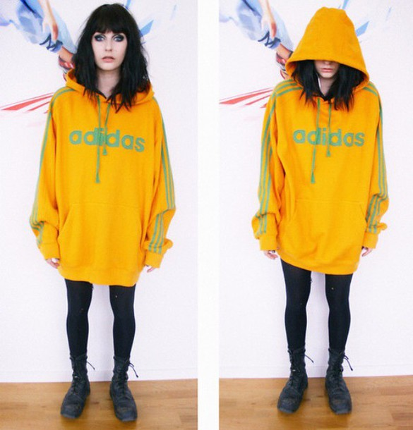 sweater yellow adidas sweater adidas sweater adidas