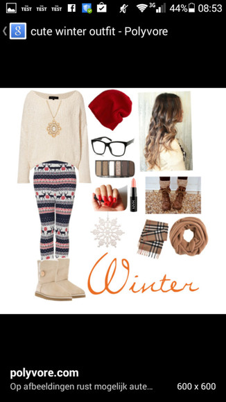 lovely winterwear