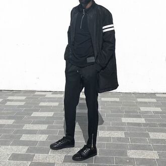 pants maniére de voir casual style fashion trendy menswear streetstyle kanye west