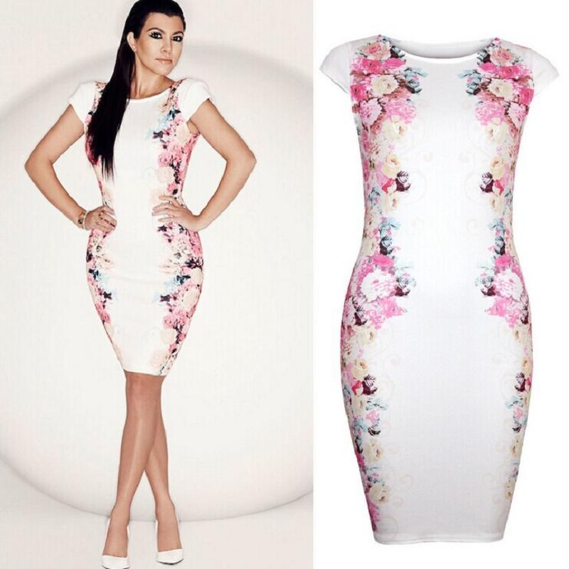 Sheath Casual Dress