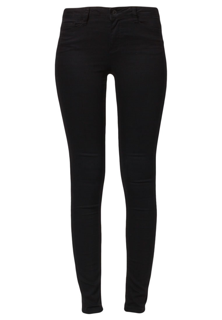 Vero Moda WONDER - Jeans Slim Fit - black - Zalando.de