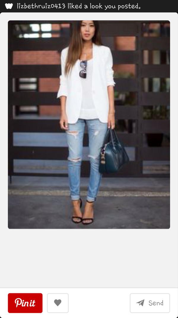jacket shoes jeans