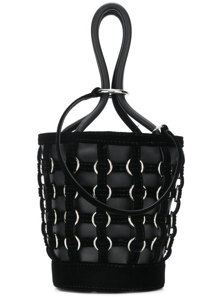 Alexander Wang mini women bag bucket bag leather