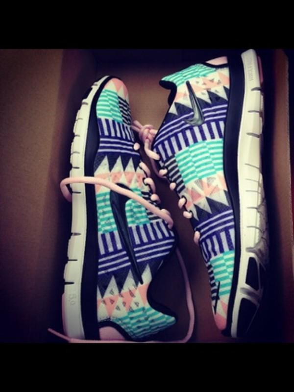 shoes nike free run shorts tribal pattern nike running shoes
