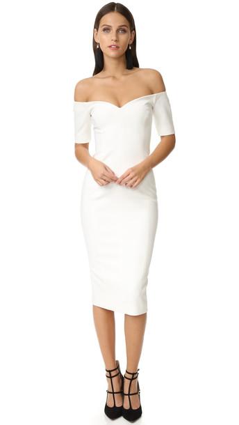 Cinq A Sept Birch Dress - Ivory