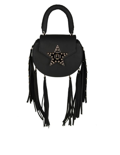 Salar bag leather black black leather