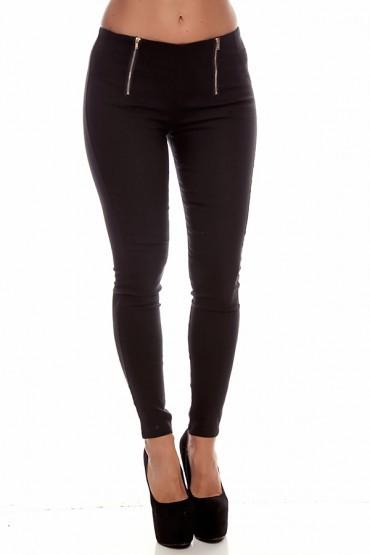 Lethalbeauty ? double zipper leggings