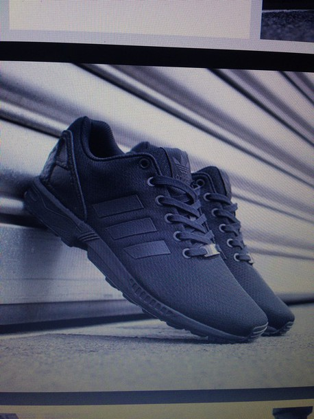 shoes all black everything