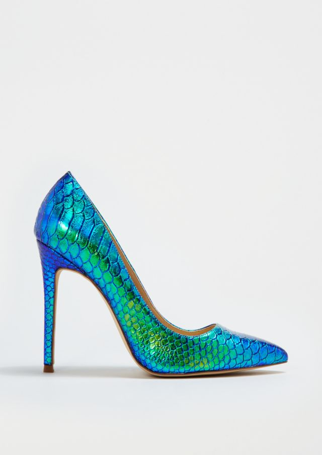 Green Gleaming Pump | Pumps | rue21