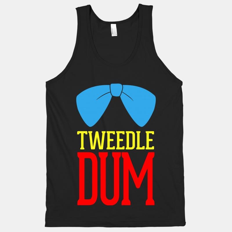 Tweedle Dum (Tank) | HUMAN