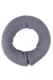 Sweet Candy Color Knit Infinity Scarf - OASAP.com
