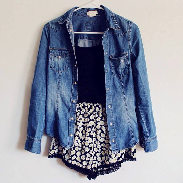 (1) style | via Facebook | We Heart It