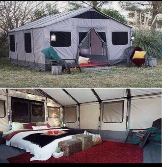 home accessory camping