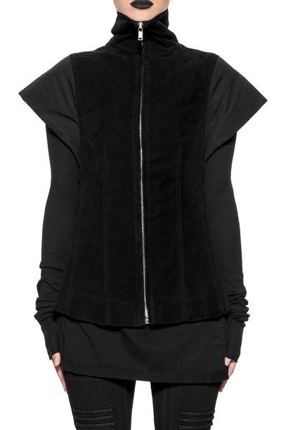 DRKSHDW black jacket