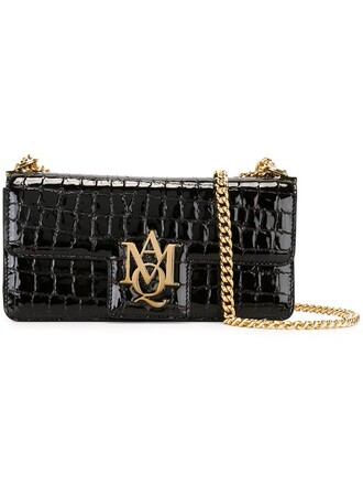 satchel women clutch black bag