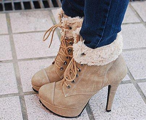 shoes autumn shoes fall outfits beige shoes