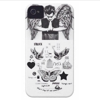 jewels harry styles tattoo phone cover