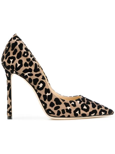 women 100 pumps leather nude velvet shoes