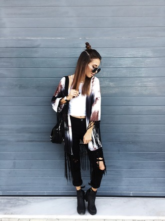mexiquer blogger jewels sunglasses shoes