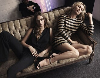 dress top stripes striped dress kate moss cara delevingne sandals pants sequins sequin dress bodysuit