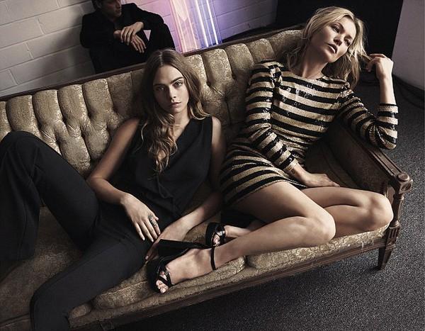 dress top stripes striped dress kate moss cara delevingne sandals pants sequins sequin dress bodysuit