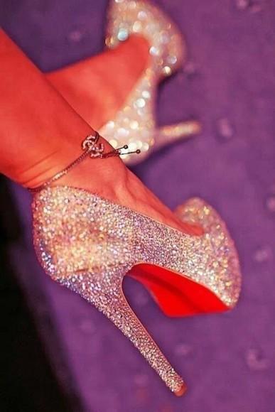 jewels shoes