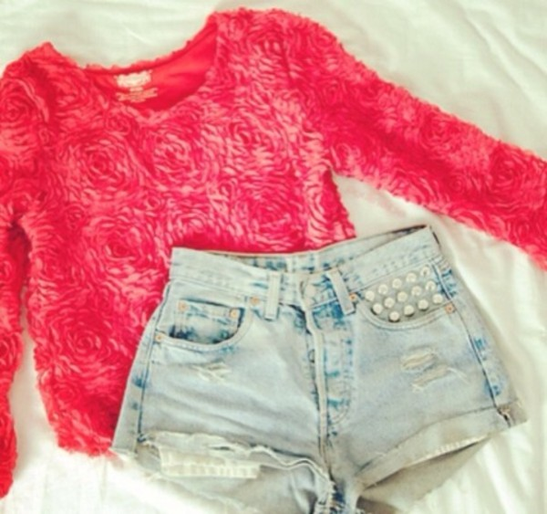 shorts pants sweater