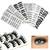 Flirt Eyelashes x 60 Pairs | Outfit Made